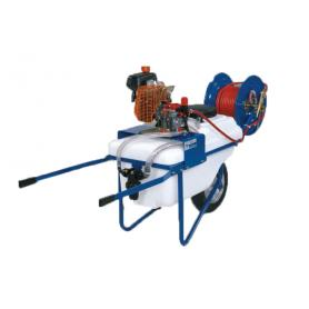 Wheeled pump model KART for disinfection 75 lt