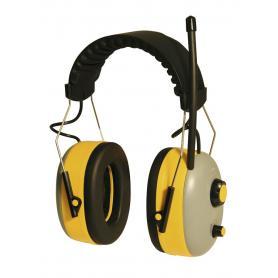 Cuffie auricolari per ascolto radio