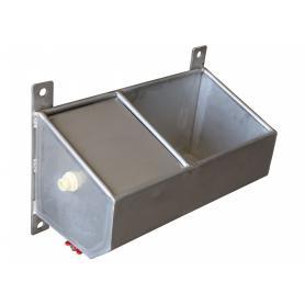 Abbeveratoio automatico in acciaio inox da fissare a parete small