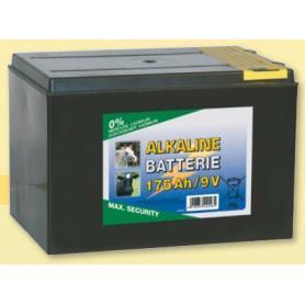 Batteria alcalina a secco 9 V