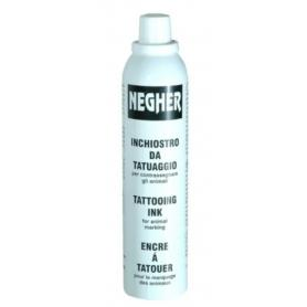Spray tatuaggio Negher
